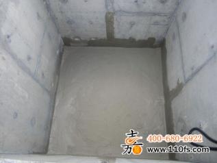月湖大市场电梯井防水工程
