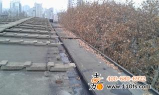 长沙矿产资源中心屋顶防水工程
