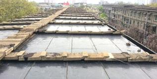 长沙矿产资源中心屋面防水