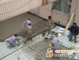 长沙铁道学院屋面防水工程