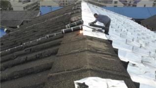 达美装饰屋面防水工程