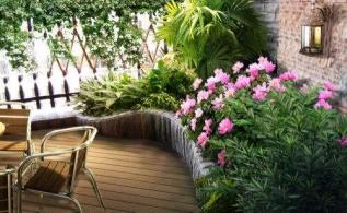 装修室内花园一定不要忘了做好防水