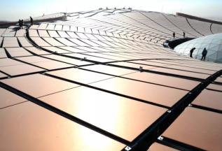 长沙楼顶玻璃屋屋顶材料的品种挑选技巧