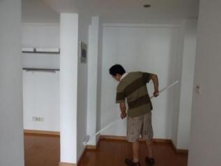 教你一种简单快捷的旧墙面涂料翻新办法