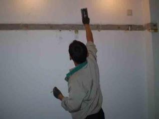 旧房墙面涂料翻新要如何处理?