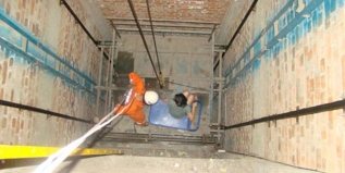 电梯井渗漏水解决方案
