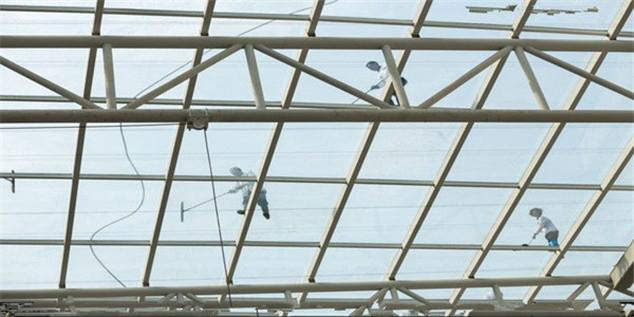 玻璃屋面防水维修